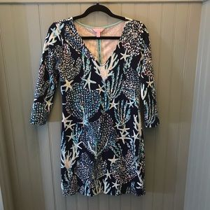 Clark Knit Dress in Good Reef